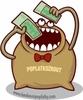 Komentované zprávy bank:Moneta nás nakrmila a RB ve zlatém standardu