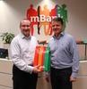 Acer Iconia Tab A1-810 v soutěži s mBank a naším serverem předán vítězi