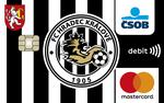 Čeští fanoušci mohou platit kartami v barvách svých oblíbených klubů