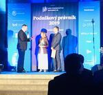 ČSOB získala prestižní ocenění Podniková právní kancelář
