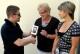 Vítězka megatestu Anna Pytlíková si převzala cenu - smarthone HTC