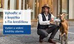 Fio banka podpoří spotem nabídku kreditních karet