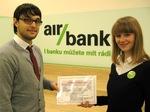 Poukaz na let simulátorem Airbus 320 v soutěži s Air Bank a naším serverem předán vítězi