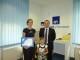 Horské kolo předáno vítězce soutěže s finanční skupinou AXA a naším serverem