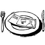 Češi utrácejí rádi za dobré jídlo a pití