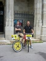 Výherce zájezdu do Rakouska v soutěži s Raiffeisen stavební spořitelnou a naším serverem nám poslal foto