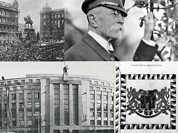 Státní svátek 28. října. Jak vypadalo bankovnictví před sto lety?