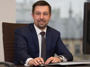 Kamil Rataj z Banky CREDITAS: Chceme modernizovat, připravujeme nové internetové i mobilní bankovnictví