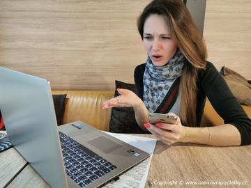 Lidé dostávají nebezpečný mail. Vylákává přihlašovací údaje k bankovnímu účtu