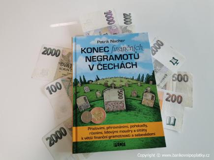 Kniha PN bankovky kolem