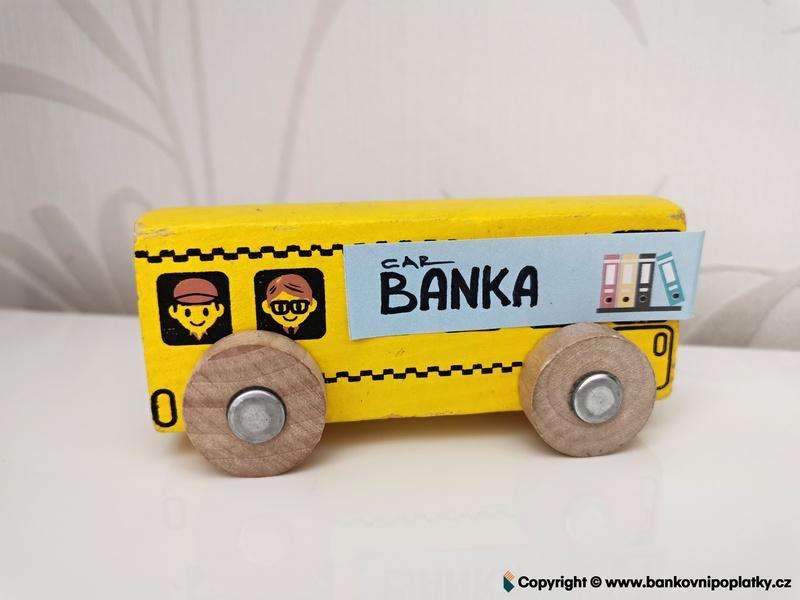 Ideální banka očima studentů: Autobanka, která za Vámi přijede kamkoliv